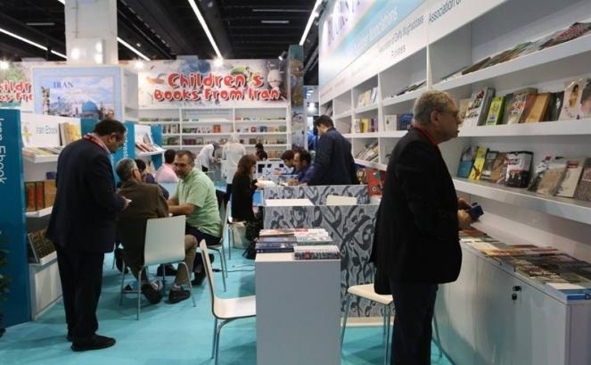 برگزاری ۲۰۰ ملاقات مفید ناشران ایرانی و خارجی در نمایشگاه کتاب فرانکفورت