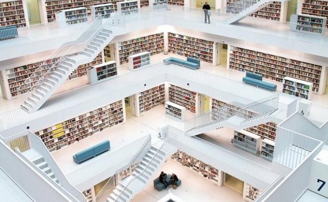 دنیا برای کتاب چه میکند؟+تصاویر