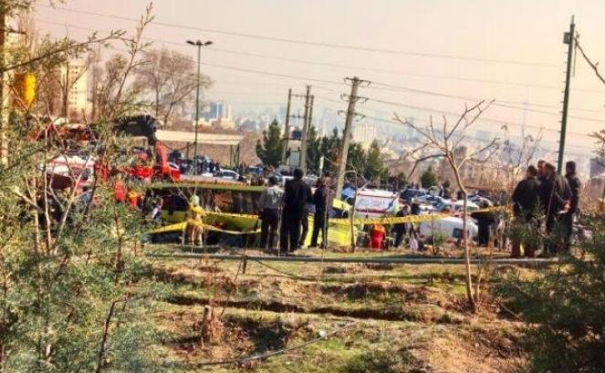جانباختگان حادثه دانشگاه آزاد به ۱۰ نفر رسید