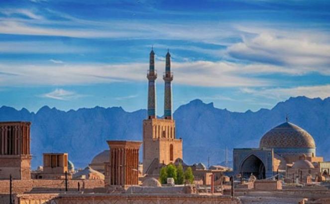 یزد پنجمین پایتخت کتاب ایران شد