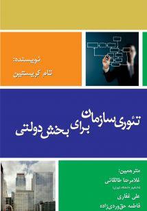 تئوری سازمان برای بخش دولتی