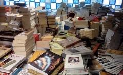 حکم تبرئه برای قاچاقچیان کتاب