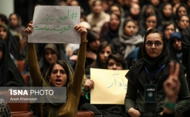 """محدودیتی برای فعالیت دانشجویان در """"روز دانشجو"""" نداریم"""
